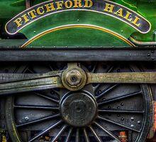 Pitchford Hall  by Yhun Suarez