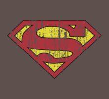 Superman Vintage Kids Clothes