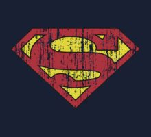 Superman Vintage by saturdaytees