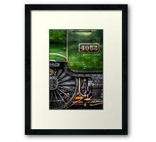 4953 Framed Print