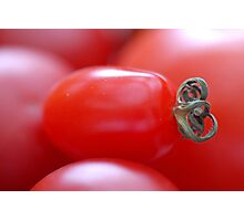 Little Tomato Photographic Print