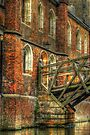 Queens' College / Mathematical Bridge by Yhun Suarez