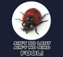 LadyBird - Aint no Lady One Piece - Long Sleeve