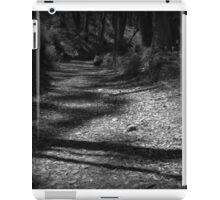 Shadows On The Path iPad Case/Skin