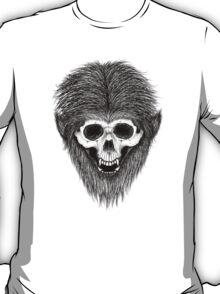 Stack's Skull Sunday No. 3 (Wolf Man - Halloween Special) T-Shirt