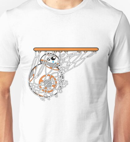 BB-8 Slam Dunk! Unisex T-Shirt