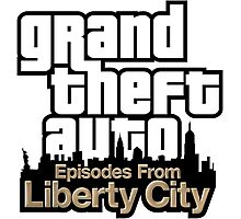 Grand Theft Auto - Episodes From Liberty City Photographic Print