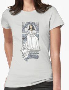 Theatre de la Labyrinth shirt v2 Womens Fitted T-Shirt