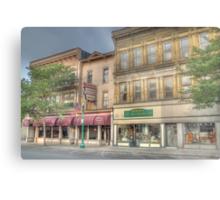 The Community Restaurant - Cortland, NY Metal Print