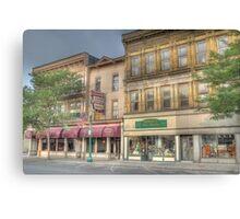 The Community Restaurant - Cortland, NY Canvas Print