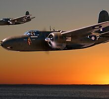 Red Sky at Morning - RAAF Version by Mark Donoghue