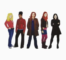 Doctor Who - The Companions Kids Clothes