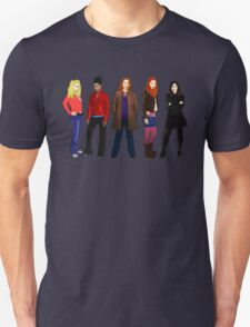 Doctor Who - The Companions Unisex T-Shirt