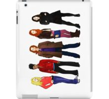Doctor Who - The Companions iPad Case/Skin