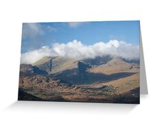 Kerry Mountains Killarney lakes in Ireland 11 Greeting Card