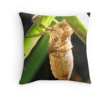 Post-Bod Mod Throw Pillow