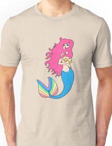 Pretty Mermaid Unisex T-Shirt