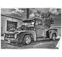 great old truck Poster