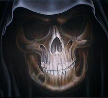 grim reaper by artisticfury