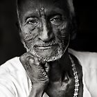Delhi shopkeeper by Mark Smart