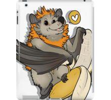 Batty About Bananas iPad Case/Skin