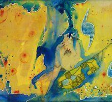 Ocean Weeping Over Bird by nicoled23
