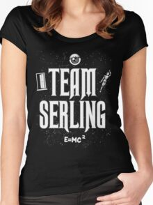 Team Serling Women's Fitted Scoop T-Shirt