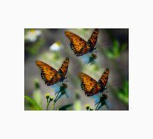 Butterflies times 3 Unisex T-Shirt