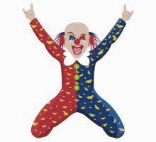 clowning around by artisticfury
