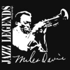 JAZZ LEGEND MILES DAVIS 2 by Hendrie Schipper