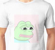 aesthetic pepe Unisex T-Shirt