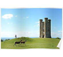 Broadway Tower Poster