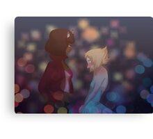 Steven Universe - Date Canvas Print