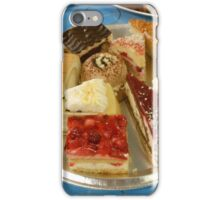 Assorted Cakes iPhone Case/Skin