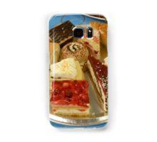 Assorted Cakes Samsung Galaxy Case/Skin