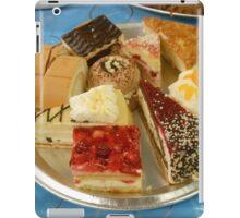 Assorted Cakes iPad Case/Skin