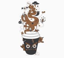 Awaken Coffee Kids Tee