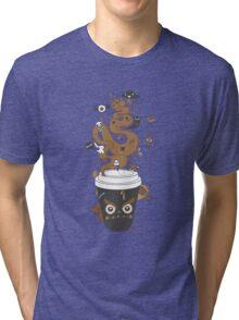 Awaken Coffee Tri-blend T-Shirt