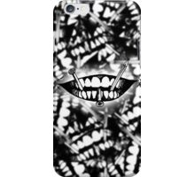 Sea of Teeth iPhone Case/Skin