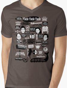 Seinfeld Quotes Mens V-Neck T-Shirt
