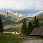 Tatra Mountains by Marta Grabska-Press