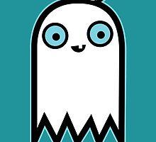 Ghostlie  by wottoart