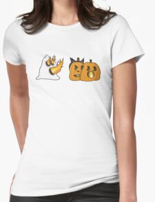 Jack-O'-NO Womens Fitted T-Shirt