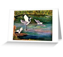 Arabesque Greeting Card