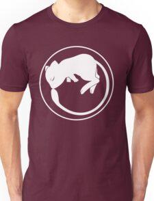 Mew Ouroboros - white - Unisex T-Shirt