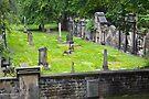 St Cuthberts Graveyard in Edinburgh by Yukondick