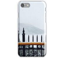 Canada Snow iPhone Case/Skin