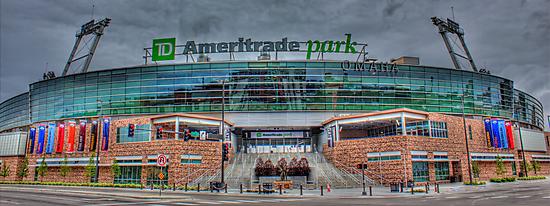 Ameritrade Park by Jim  Egner