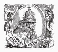 Steampunk Pope by Hedrin
