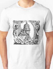 Steampunk Pope Unisex T-Shirt